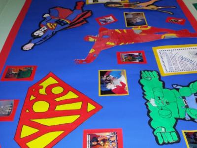 Superhero maths and scaling (3)