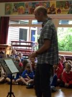 Richard Safhill Visit (5)
