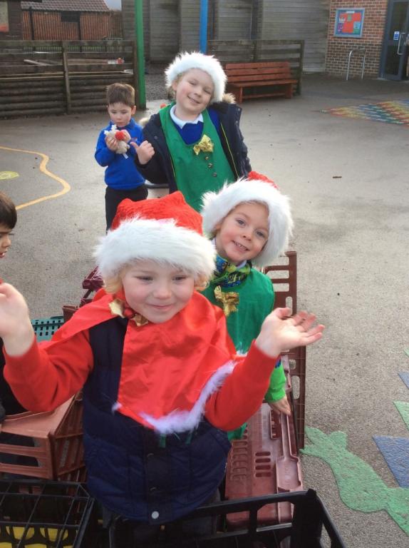 Reception at Christmas (5)