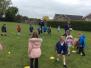 Cricket in Reception