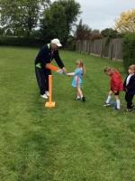 Reception Cricket (9)