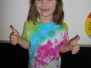 Indian inspired tie dye t-shirts!