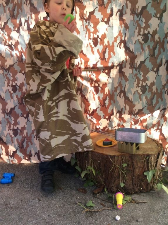 Outdoor Learning in Reception (19)