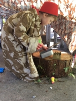 Outdoor Learning in Reception (18)