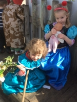 Outdoor Learning in Reception (26)