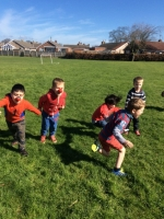 Outdoor Learning in Reception (6)