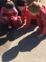 Outdoor Learning in Reception (9)