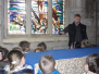 Reception Class Visiting Church