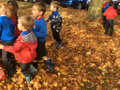Reception in the Forest School (33)