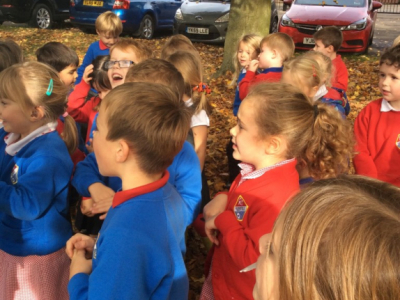 Reception in the Forest School (35)