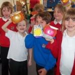 Pop up balloons 1