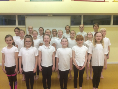 Dunnington Primary Dance Club