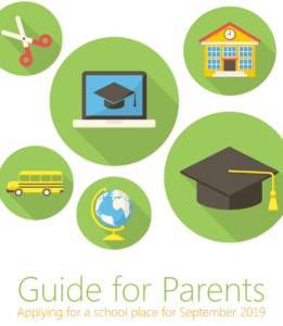 Thumbnail image of the 2019 Guide for Parents
